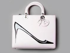 Le Lady Dior Andy Warhol http://www.vogue.fr/mode/le-sac-du-week-end/diaporama/le-lady-dior-andy-warhol/15321
