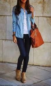 Resultado de imagen para outfits con bluson