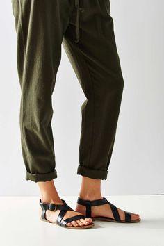 Madison Leather Sandal