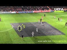 Uefa Training Ground: Possesion 4 - YouTube