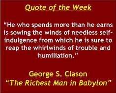 Quote of the Week (Mar 17, 2013)