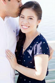 Mike & Thu: Engaged!   Photog blog #longbeach #engaged #couple