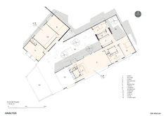 DAB310 - Ben Whelan's Studio 7 Design Blog: My Drawings of Rick Joy's Tubac House