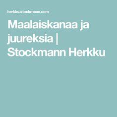 Maalaiskanaa ja juureksia | Stockmann Herkku