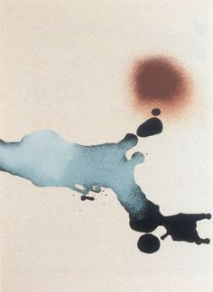 Victor Pasmore Points of Contact Print