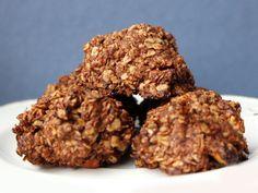 Nuss Nougat Cookies