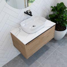 Glam 56 Basin | City 50 Vanity | St Michel Bathroomware Designed & Made in New Zealand Basins, Vanity, Bathroom, Design, Home Decor, Dressing Tables, Washroom, Powder Room, Decoration Home