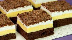 Ice cream cake - I would enjoy this delicate dessert every day … Cream Cake, Ice Cream, Sweet Cakes, Cheesecake, Food And Drink, Sweets, Baking, Ethnic Recipes, Tiramisu