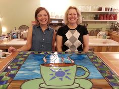 stained glass coffee - Google Search