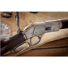 Rare and Important Winchester M.1873 Deluxe Rifle