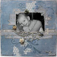 Baby+boy - Scrapbook.com
