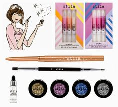 Stila Spring 2014 Cosmetics Collection