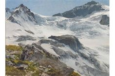 View Ochsentalferner Silvretta by Edward Theodore Compton on artnet. Browse upcoming and past auction lots by Edward Theodore Compton. English Romantic, Mountain Climbers, Lofoten, Scottish Highlands, North Africa, Impressionist, Mists, Winter, Scenery