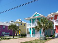 Panama City Beach. I wanna stay in one of these next time