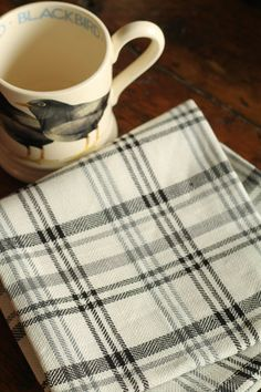 Cute plaid for towels