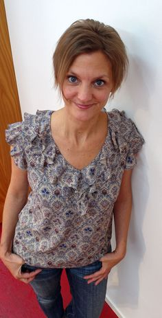Scxhnittmuster/ Pattern Bluse Noli http://www.schnittquelle.de/naehpakete/naehpaket-bluse-noli.html