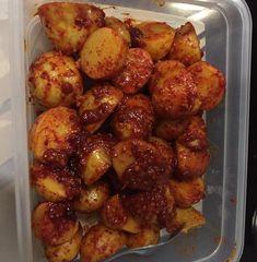 Potato Snacks, Potato Recipes, Pasta Recipes, Cooking Recipes, Real Mexican Food, Mexican Food Recipes, Ethnic Recipes, Tomato Pasta Recipe, Love Food