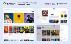 Top Wordpress Themes, Adventure Games, Love Games, Ecommerce, Web Design, Template, Authors, Design Web, Vorlage