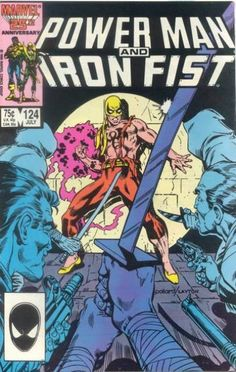 power man and iron fist comics   Power Man and Iron Fist » 76 issues