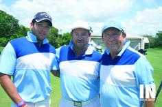 Jorge Enrique Wynter, Diego Madariaga Wynter y Rommel Beutelspache.