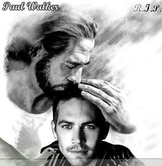 Art work Paul Walker-