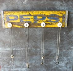 March Madness Sale Repurposed Vintage Pepsi Crate Jewelry Holder