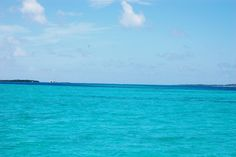 The color of the waters in the Abacos never ceases to amaze me at their beauty!