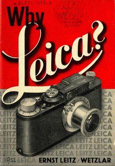 Why Leica? immagini