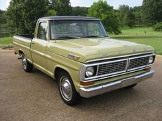 1970 Ford Custom Pickup (from MS).4 | Flickr - Photo Sharing!
