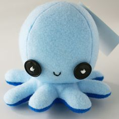 Octocute plushie