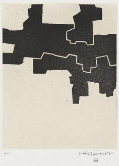 "Eduardo Chillida (1924-2002), ""Gaur II"", 1968"