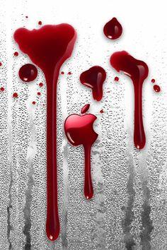I bleed Apple