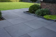 This is a fantastic choice if you are looking for Paving Stone Patio, Paving Stones, Outdoor Life, Outdoor Living, Back Garden Design, Outdoor Stone, Garden Pool, Back Gardens, Garden Inspiration