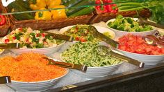 Personal Trainer David Maia: O que escolher nos restaurantes a quilo