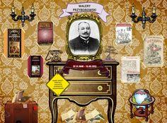 Walery Przyborowski 1845 - 1913