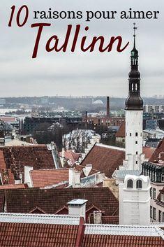 10 raisons pour aimer Tallinn