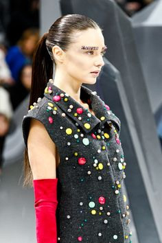 Chanel, colorful detailing