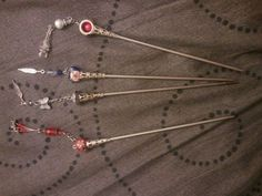hairpins from chinatown