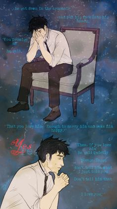 """""""Please, Tessa don't tell him what I just told you. Don't tell him that I love you."""" Will Herondale ♥"""