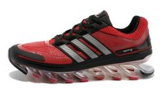 reputable site 4379b 97e85 Mens Adidas Springblade Red Silver sport running shoes addidas Regular  Price   180.00 Special Price  99.89