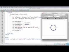 HTML5 Tutorial: Draw and Animate with HTML5 Canvas