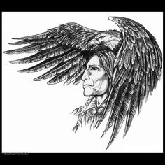 Cherokee Tribal Tattoos | Cherokee Indian Tribal Tattoo Pictures to Pin on Pinterest
