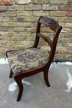 duncan phyfe furniture style Rose Back Chair Chairs