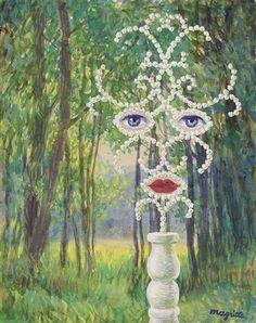 Shéhérazade by René Magritte