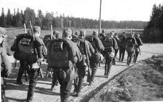 Marching Finns, Winter War