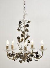 Olive Chandelier Light