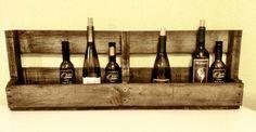 Whisky or Wine Bottle Rack