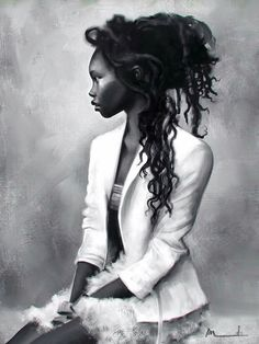 Beautiful black art
