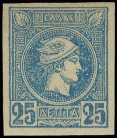 Auction House specialized in stamps, coins, banknotes, rare maps and books of Greece and many other foreign countries. Athens, Vintage World Maps, Auction, Stamp, Paper, Blue, Stamps