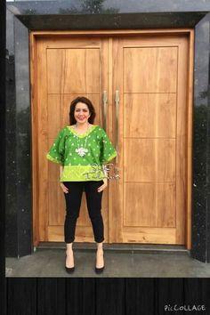 Jumputan blouse